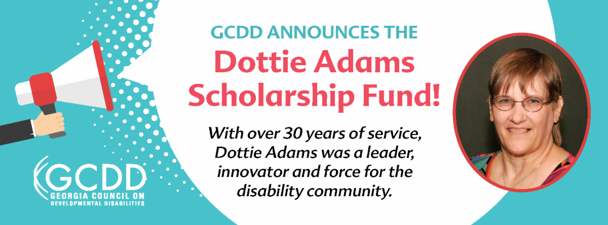 Scholarships – Helping individuals with disabilities & their families